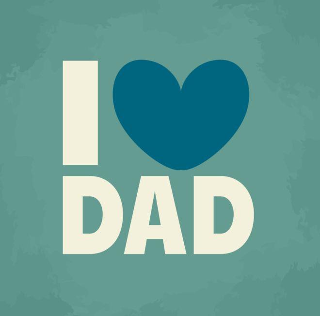 Felice festa a tutti i papà!